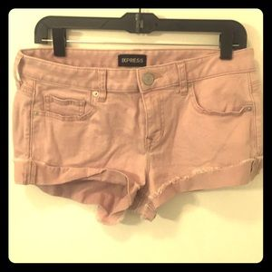 NWOT shorts from Express